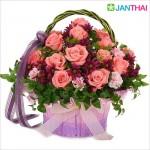 ดอกไม้สวยๆ อวยพรวันเกิด แบบที่ (15)