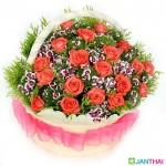 ดอกไม้สวยๆ อวยพรวันเกิด แบบที่ (17)