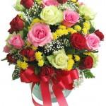 ดอกไม้สวยๆ อวยพรวันเกิด แบบที่ (4)