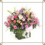 ดอกไม้สวยๆ อวยพรวันเกิด แบบที่ (40)