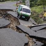 รวมภาพแผ่นดินไหว (4)