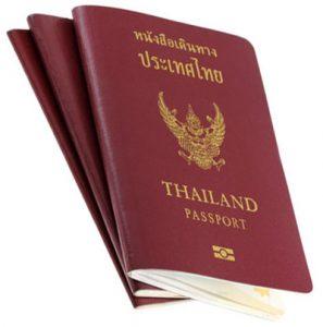 หนังสือเดินทาง