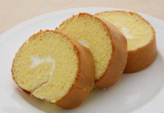วิธีการทำเค้กโรล
